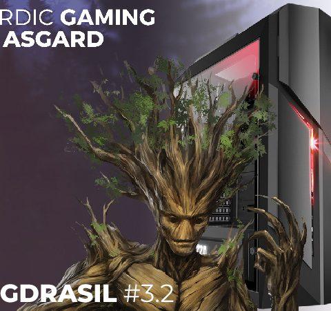 Yggdrasil # 3.2 Ryzen 5 3600 8GB 250GB GTX 1660 Ti