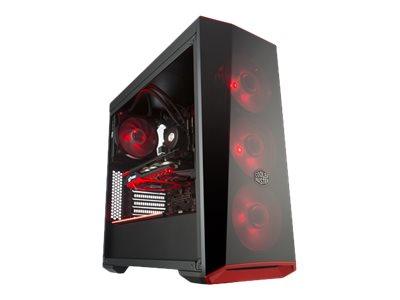 DCS Esport PC I7-7700K, 16GB, 120GB+2TB, GTX1080
