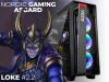 Nordic Gaming Asgard Loke #2.2 I5-10400F 8GB 256GB GTX 1660 Ti W10