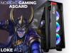 Nordic Gaming Asgard Loke #1.2 I5-10400F 8GB 256GB GTX 1660 W10