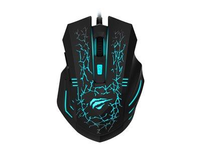 Havit Gaming Mouse Black