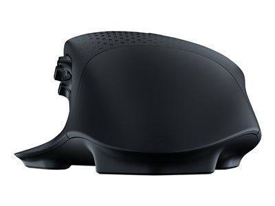 Logitech Gaming Mouse G604 Optisk Trådløs Sort