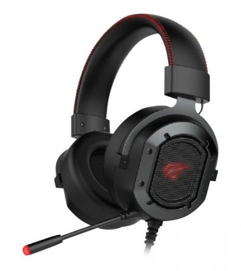 Havit 7.1 Gaming Headset Black/Red