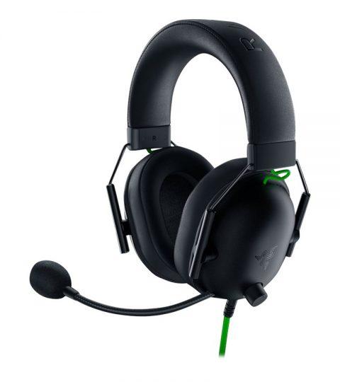 Razer BlackShark V2 X Kabling Headset Sort