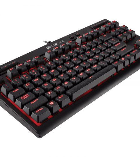 CORSAIR Gaming K63 Compact Mechanical Tastatur Mek…