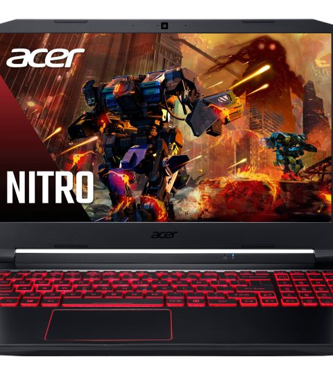 Acer Nitro 5 AN515-55-58SQ 15.6″ I5-10300H 8GB 512GB GTX 1650 Ti Windows 10 Home 64-bit