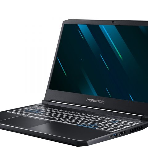 Acer Predator Helios 300 PH315-53-772T 15.6″ I7-10750H 16GB 512GB RTX 2060 Windows 10 Home 64-bit