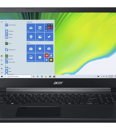 Acer Aspire 7 A715-41G-R53Q 15.6″ 3550H 16GB 512GB GTX 1650 Ti Windows 10 Home 64-bit